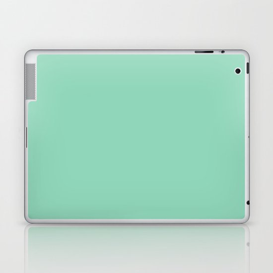 Mint Green Laptop & iPad Skin