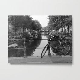 Canal number 1 Metal Print