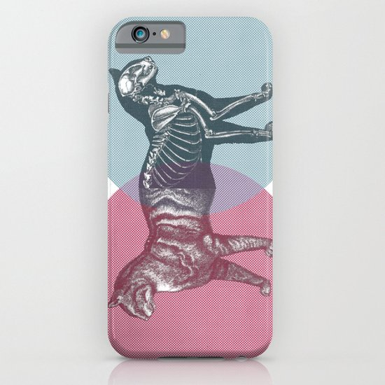 In which the cat is dead and alive iPhone & iPod Case