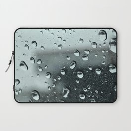 Bad Weather Driving Laptop Sleeve