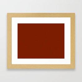 MacKinnon Tartan Framed Art Print