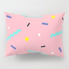 Memphis pattern 54 Pillow Sham
