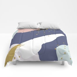 peint B Comforters