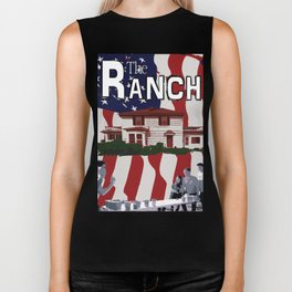 The Ranch Biker Tank