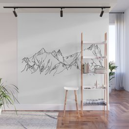 Spring Thaw Wall Mural