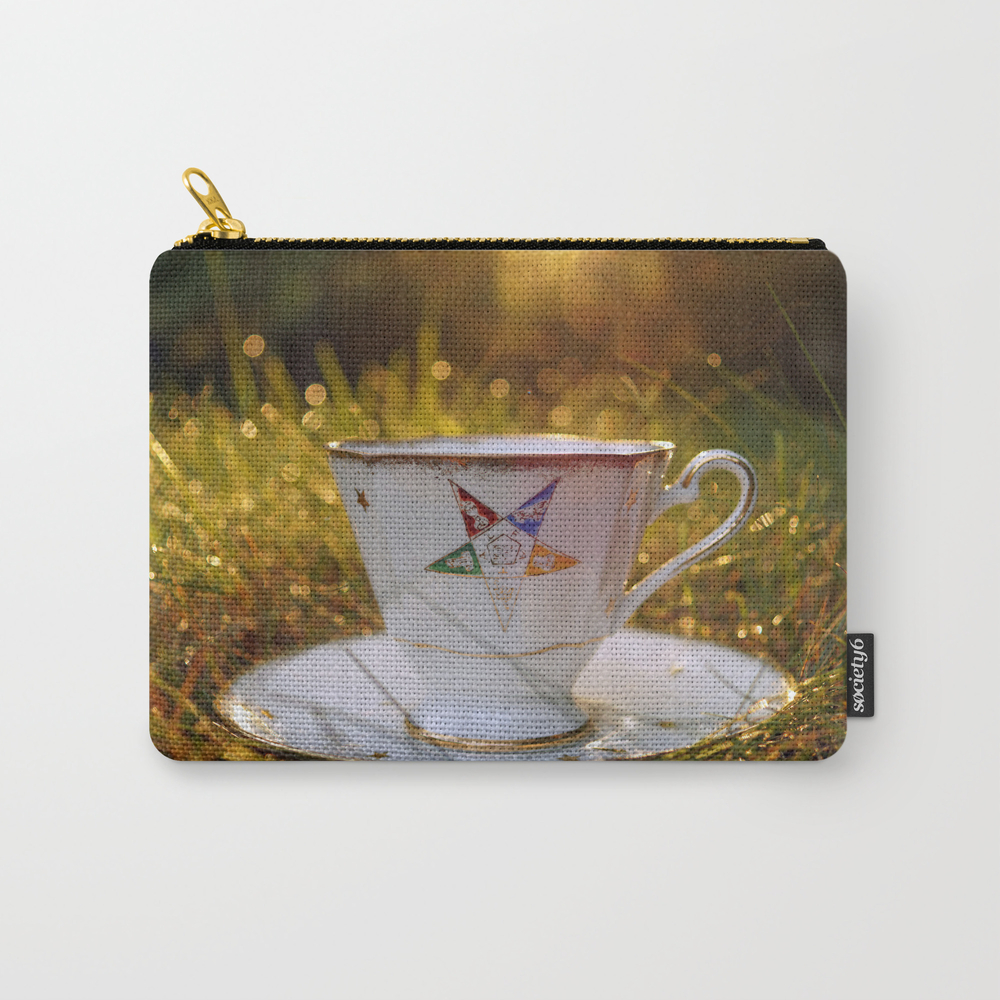 Another Cup? Carry-all Pouch by Zaiav CAP8695316