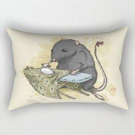 Rata Vieja Rectangular Pillow
