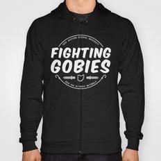 Fighting Gobies Nationals - White Hoody