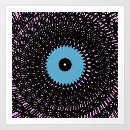 """""""Eye See You"""" Art Print"""