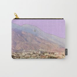 Lilac Skies Carry-All Pouch