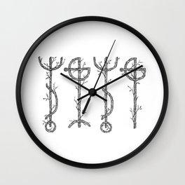 Draumstafur I Wall Clock