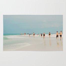 White Sand Rug