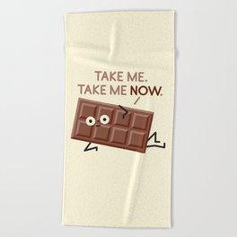 Sweet Talk Beach Towel