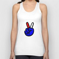 patriotic Tank Tops featuring Patriotic 4 by gbcimages