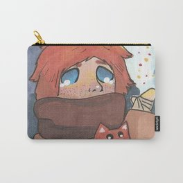 Caleb and Frumpkin Chibi Carry-All Pouch