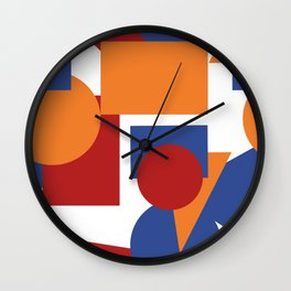 Abstract design for your creativity Wall Clock