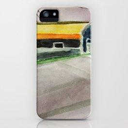 Hall Night USA iPhone Case