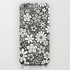 Flower Frenzy Slim Case iPhone 6s