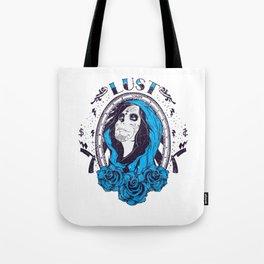 Death Lust Tote Bag