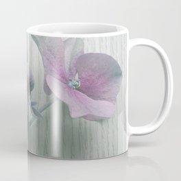 Mint Hydrangea Coffee Mug