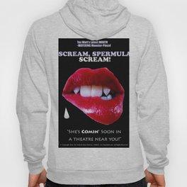 SCREAM, SPERMULA, SCREAM!- Sneak Peak Movie Poster Art Hoody