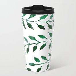 Botanical Metal Travel Mug