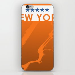 Minimalist New York iPhone Skin