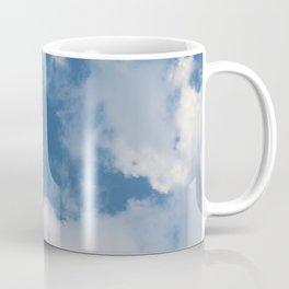 Clouds and Blue Sky Coffee Mug