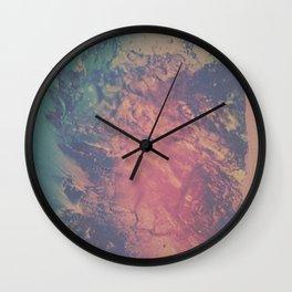SCARS Wall Clock