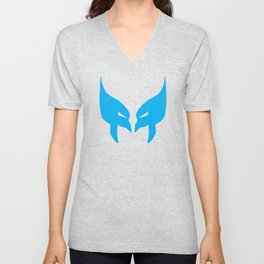 Wolverine Mask Unisex V-Neck
