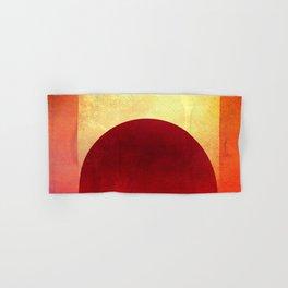 Circle Composition XIII Hand & Bath Towel