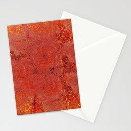 Sunset on Mars Stationery Cards