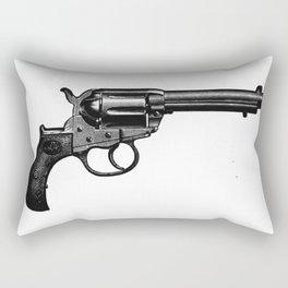 Revolver 7 Rectangular Pillow