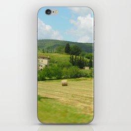 Italian Countryside iPhone Skin