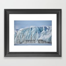Svalbard 2 Framed Art Print
