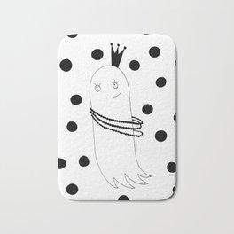 Princess Ghost Bath Mat