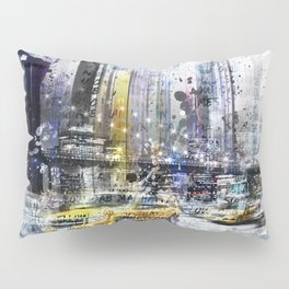 City-Art NYC Collage Pillow Sham