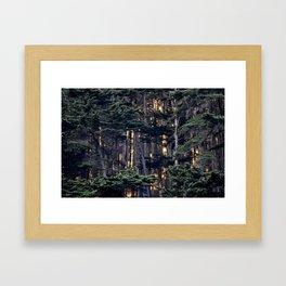 bb. Framed Art Print