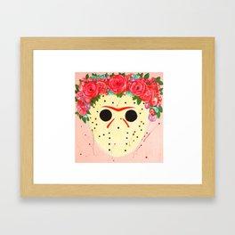 Summer of Jason Framed Art Print