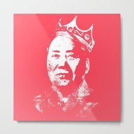Mao Money, Mao Problems Metal Print