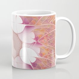 The Innocence, Abstract Fractal Art Coffee Mug