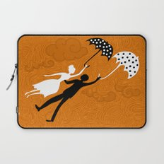 I love you let's fly Laptop Sleeve
