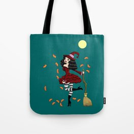 Be Witched! Tote Bag