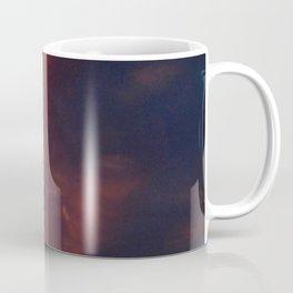 Sunset Heartbeat Coffee Mug