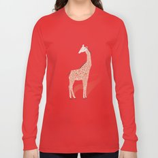 Animal Kingdom: Giraffe I Long Sleeve T-shirt