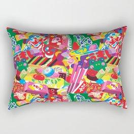 Japanese Candy Rectangular Pillow