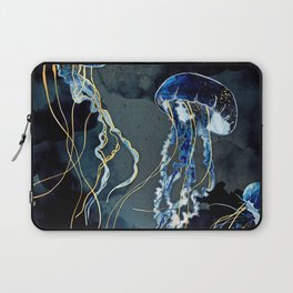 Metallic Ocean III Laptop Sleeve