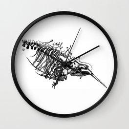 Monodon Wall Clock