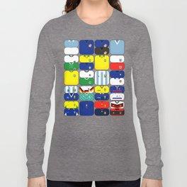 World In Motion III Long Sleeve T-shirt