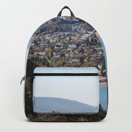 View of San Martin de los Andes Backpack